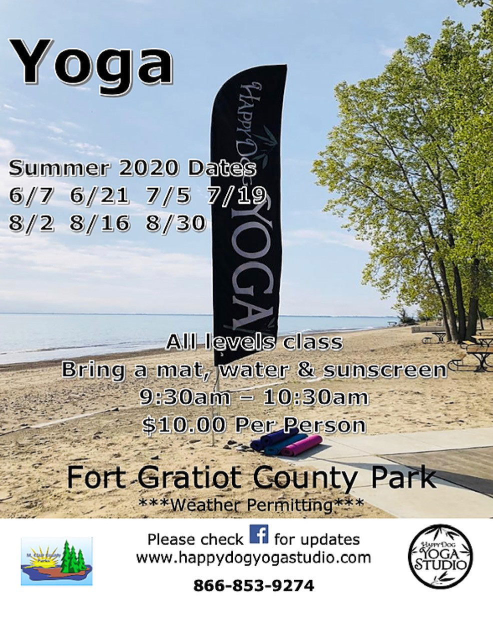 All Levels Class - Fort Gratiot County Park